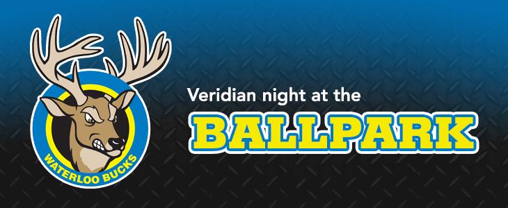 Veridian Night At The Ballpark Cedar Valley Events Veridian