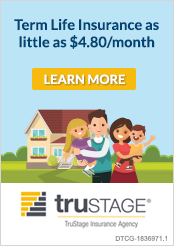 Term Life Insurance by TruStage