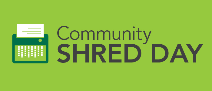 West Des Moines Community Shred Day - Veridian