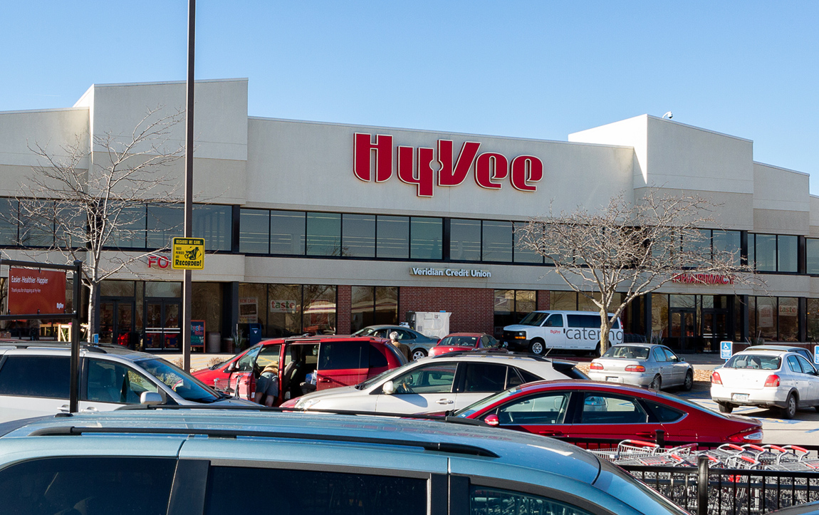 Ankeny North Hy-Vee Exterior Photo