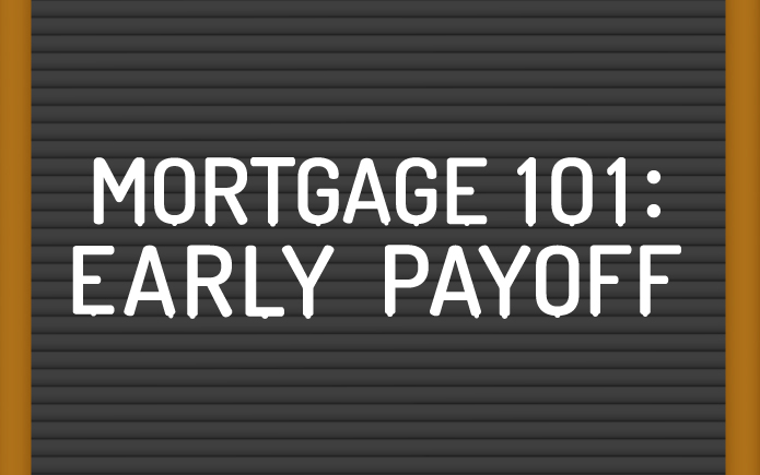 Explore the benefits of paying off your mortgage ahead of schedule.