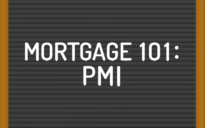 What is PMI, and why do some home loans require it?