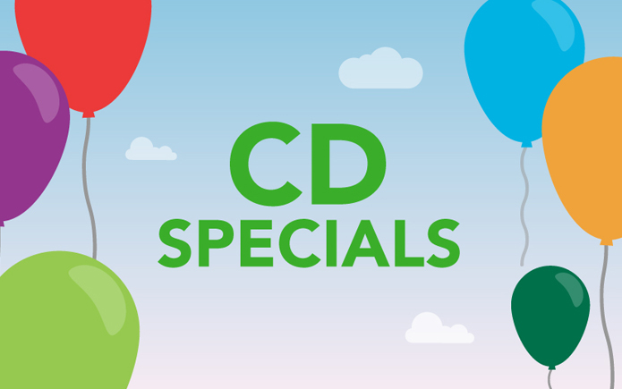 learn about our 41 and 18 month CD