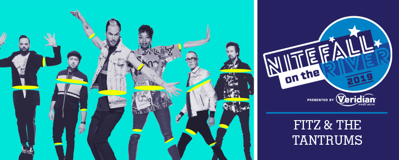 Nitefall on the River: Fitz & The Tantrums