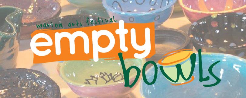 Marion Arts Festival Empty Bowls Veridian Events Veridian