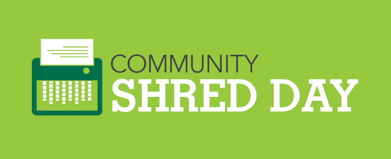 Community Shred Day - News and Events - Corporate Events - Veridian