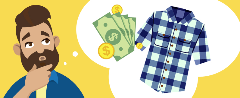 How do you decide to spend money?