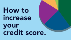 How to Increase Your Credit Score Video