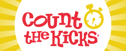 Count the Kicks fundraiser for stillborn prevention