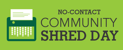 No-Contact Community Shred Day