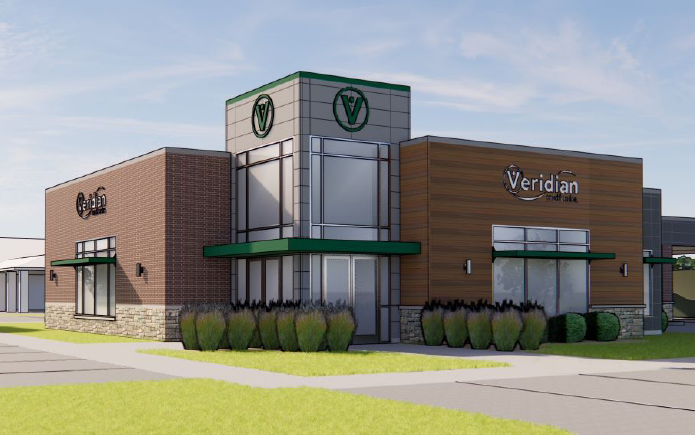 New branch rendering