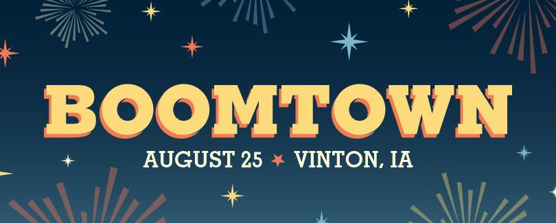 Boomtown Presented By Veridian Cedar Rapids Events Veridian