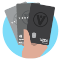 Veridian's Credit Cards